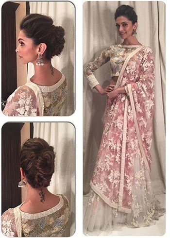 Deepika Padukone in Varun Bahl Couture dress