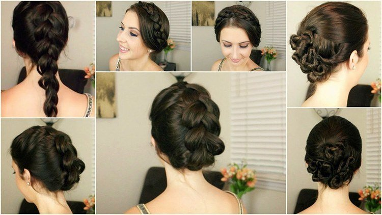 Different Bun Hairstyle