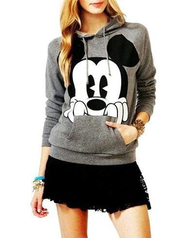 Disney themed sweatshirts