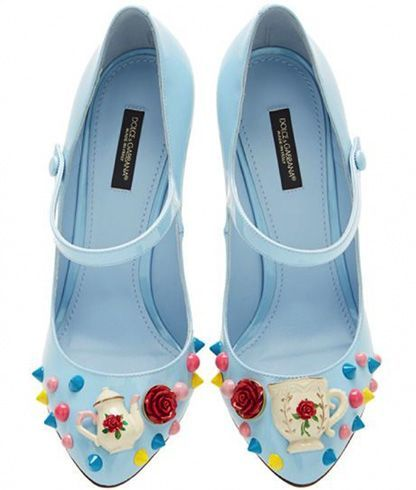 Dolce and Gabbana Fall Winter Shoes