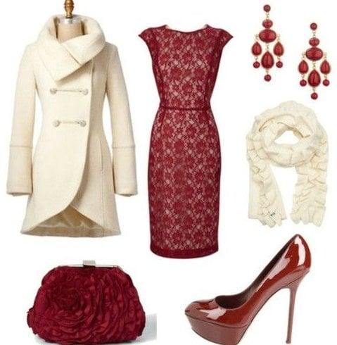 Dresses for christmas dinner party