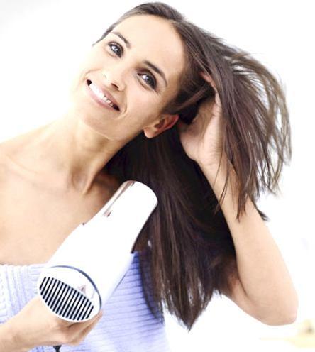 Vorteile von lufttrocknendem Haar im Winter erklärt!