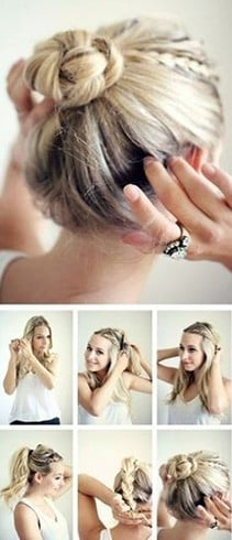 Easiest medium hairstyles
