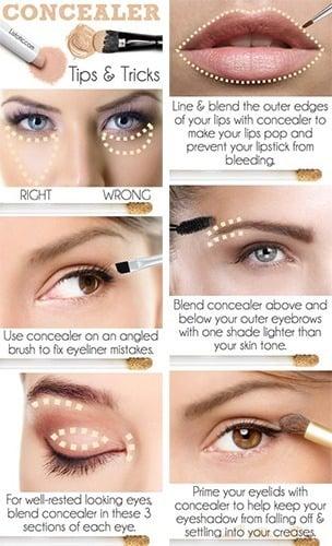 Image result for make up step