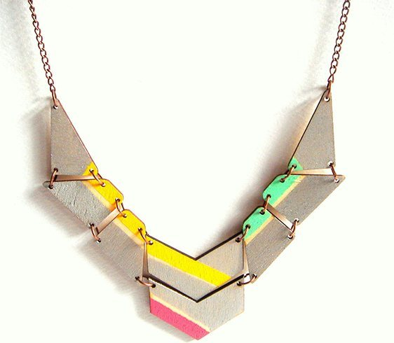 Geometric Jewellery Designs
