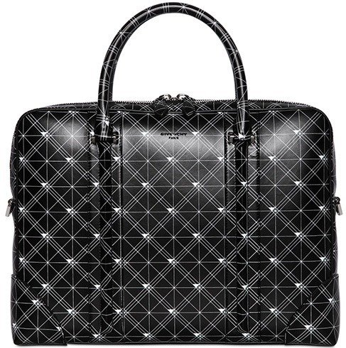Givenchy Leather Briefcase Bag
