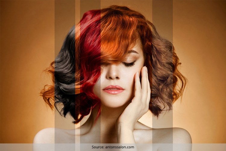 Hair Color Trends For Spring 2016