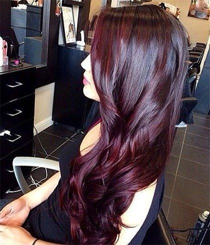 Hair Colors For Black Hair