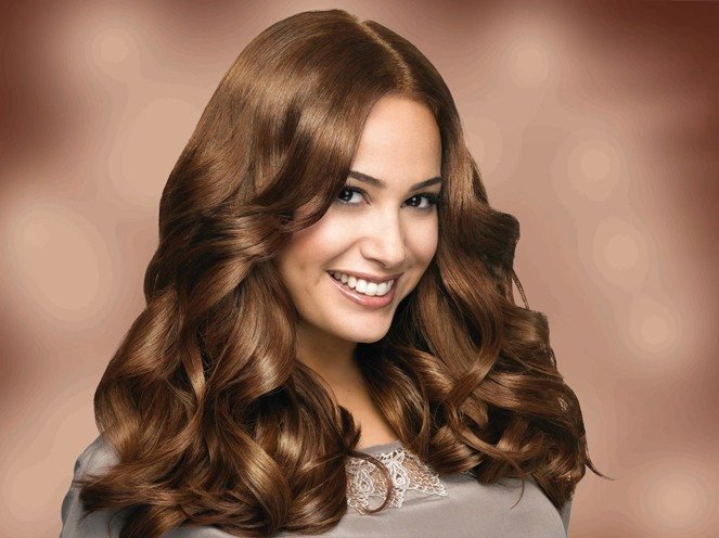 Beautiful Hairstyle In Oily Hair : Hair colour ideas for indian skin tone