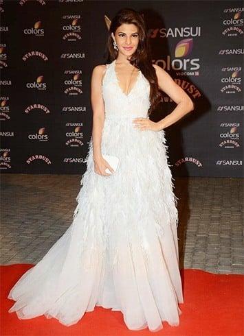 Jacqueline Fernandez at stardust awards