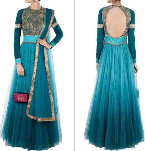 jj valaya anarkali collection