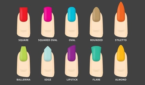 featuredImage FashionLady FashionLady. Long Acrylic Nails Designs. When was  the last time your nails ... - 30 Long Acrylic Nails Designs To Flaunt