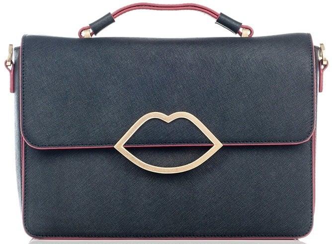 Lulu Guinness Eddie Briefcase