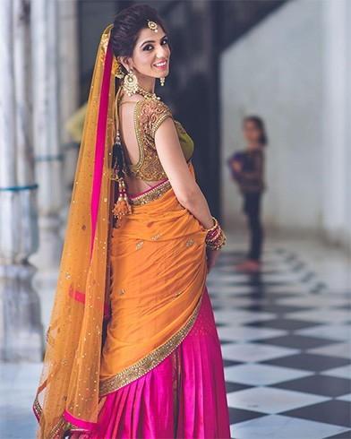 Nishka wedding lehenga