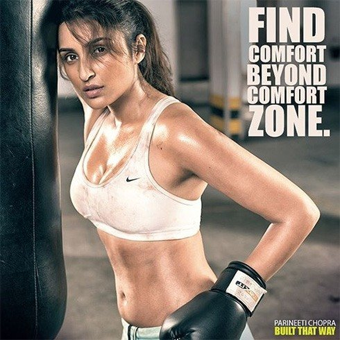 Parineeti Chopra weight loss exercises