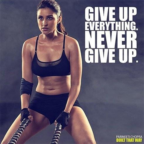 Parineeti Chopra Weight Loss Workout
