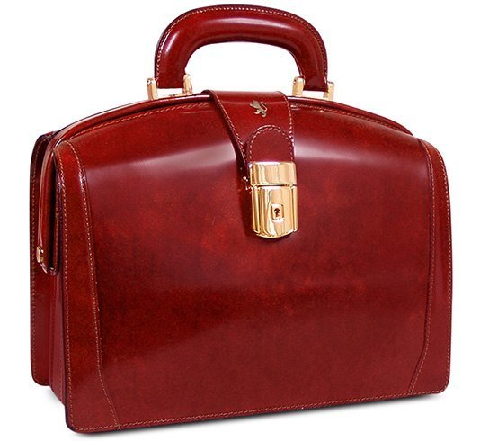 Pratesi Polished Briefcase