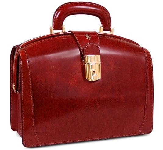 Pratesi Polished Briefcase