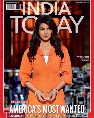 Priyanka on India Today