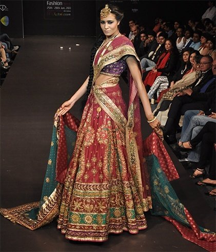 Ritu Kumar Bridal Collection