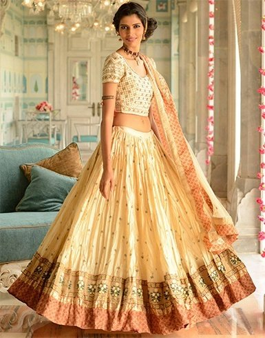 Ritu Kumar Lehenga Collection
