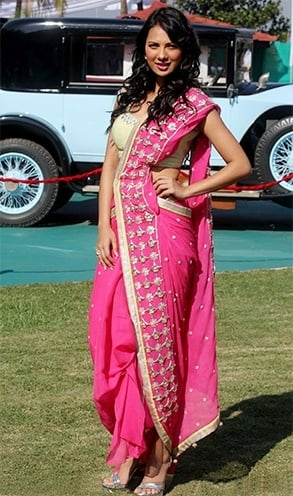 rochelle rao during fashion