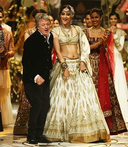 Rohit Bal Designer Dresses