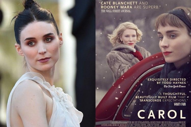 Rooney Mara for Carol
