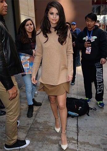 Selena Gomez Dress Style