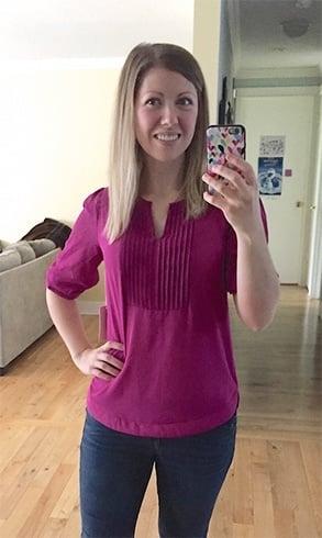 Short height dressing tips