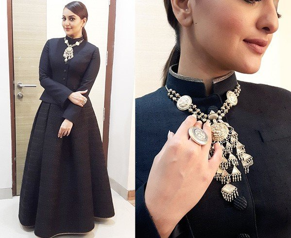 Sonakshi Sinha in Shantanu and Nikhil
