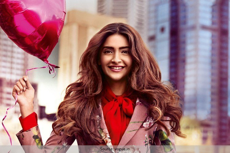 Sonam Kapoor New Year Resolutions