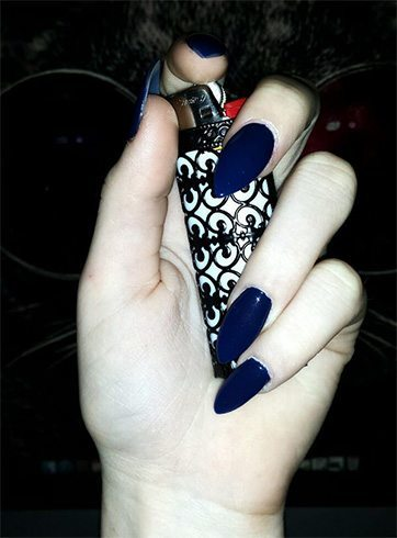 Trendy Stiletto Nail Designs That Will Make You A Head Turner