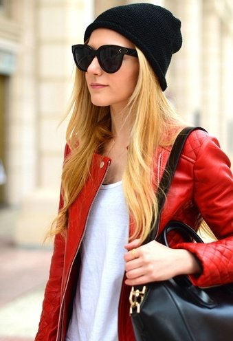 stylish beanies for women