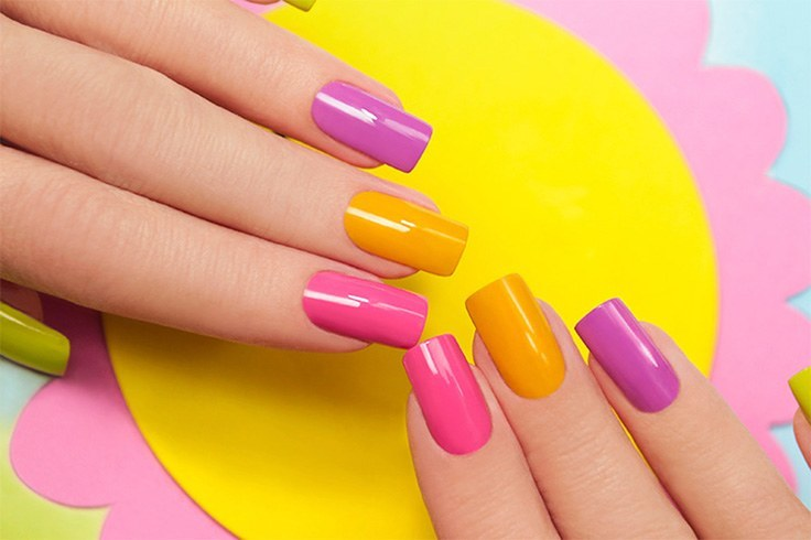 Taking Care Of Acrylic Nails