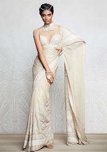 Tarun Tahiliani Saree Collection
