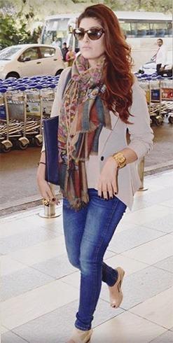 Twinkle Khanna Snapped