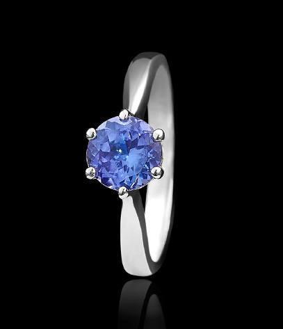 Unique Tanzanite Rings