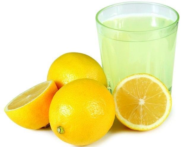 uses Drinking Warm Lemon Water