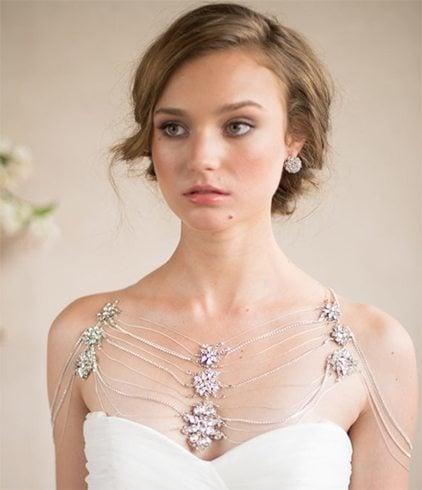 Wedding Shoulder Jewelry