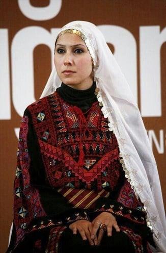 womens Palestine Fashion Style