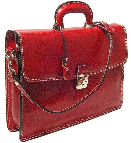 Womens Leather Briefcase