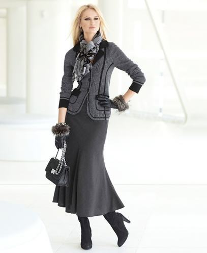 stylish winter office wear for women in india where the