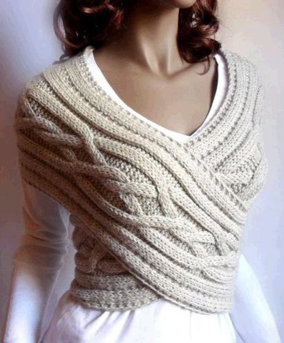 womens winter scarf fashion