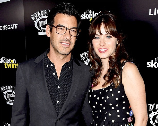 Zooey Deschanel and Jacob Pechenik Wedding