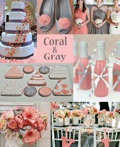 2016 wedding color palettes for spring
