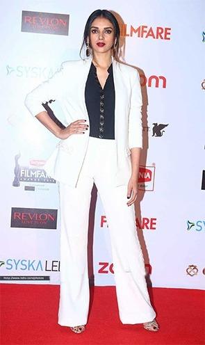 Aditi Rao Hydari in Britannia Filmfare pre awards