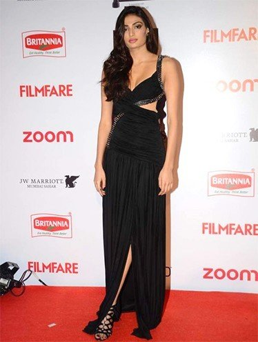 Athiya Shetty Filmfare Pre-Party