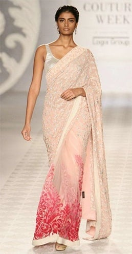 Best Lace Sarees Collection by Designers