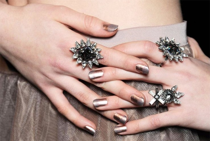 Best Nail Art Trends For Spring 2016